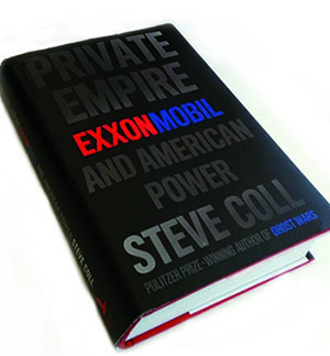 New book by Steve Coll looks inside ExxonMobil's Empire
