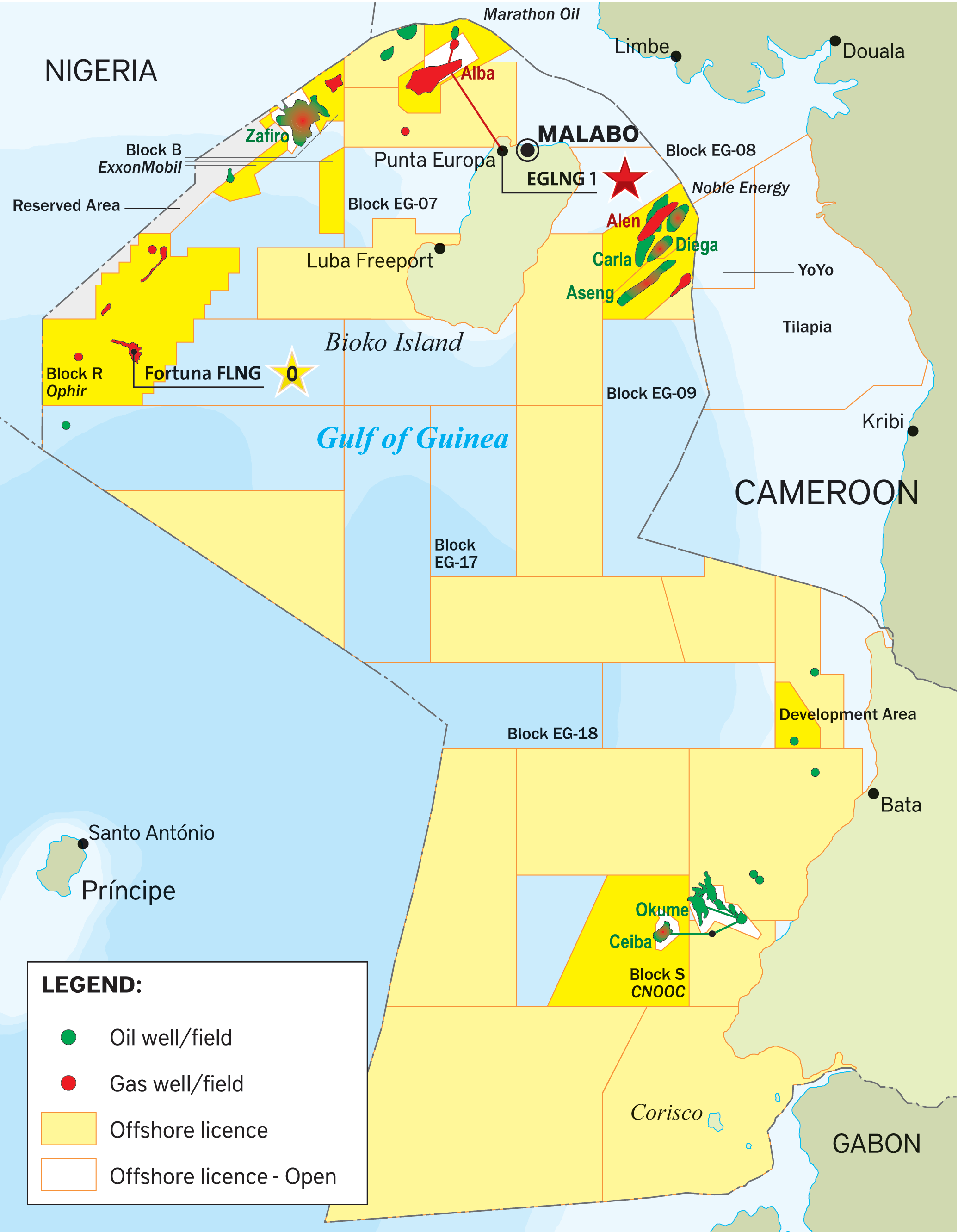 Use it or lose it, Equatorial Guinea tells drillers