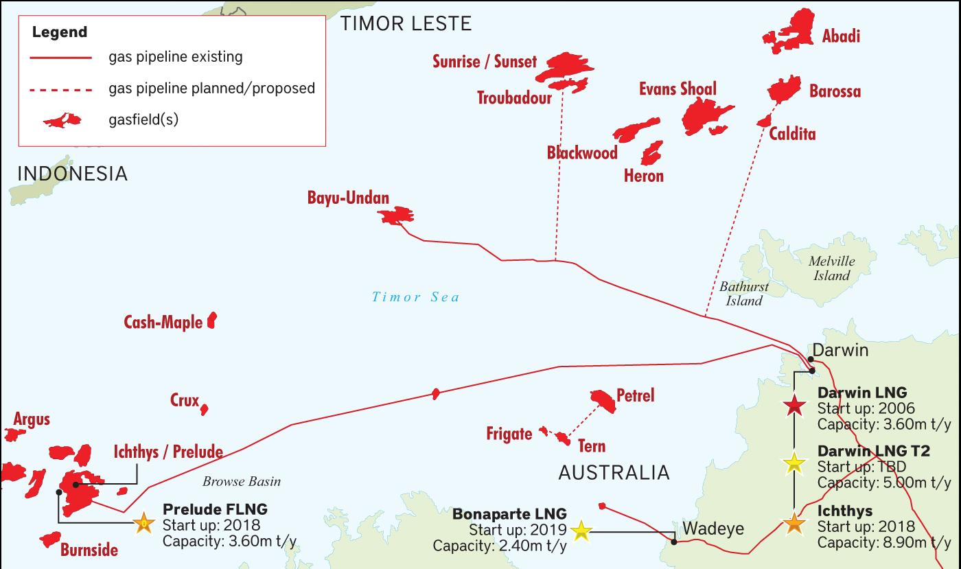 Asian petroleum hub