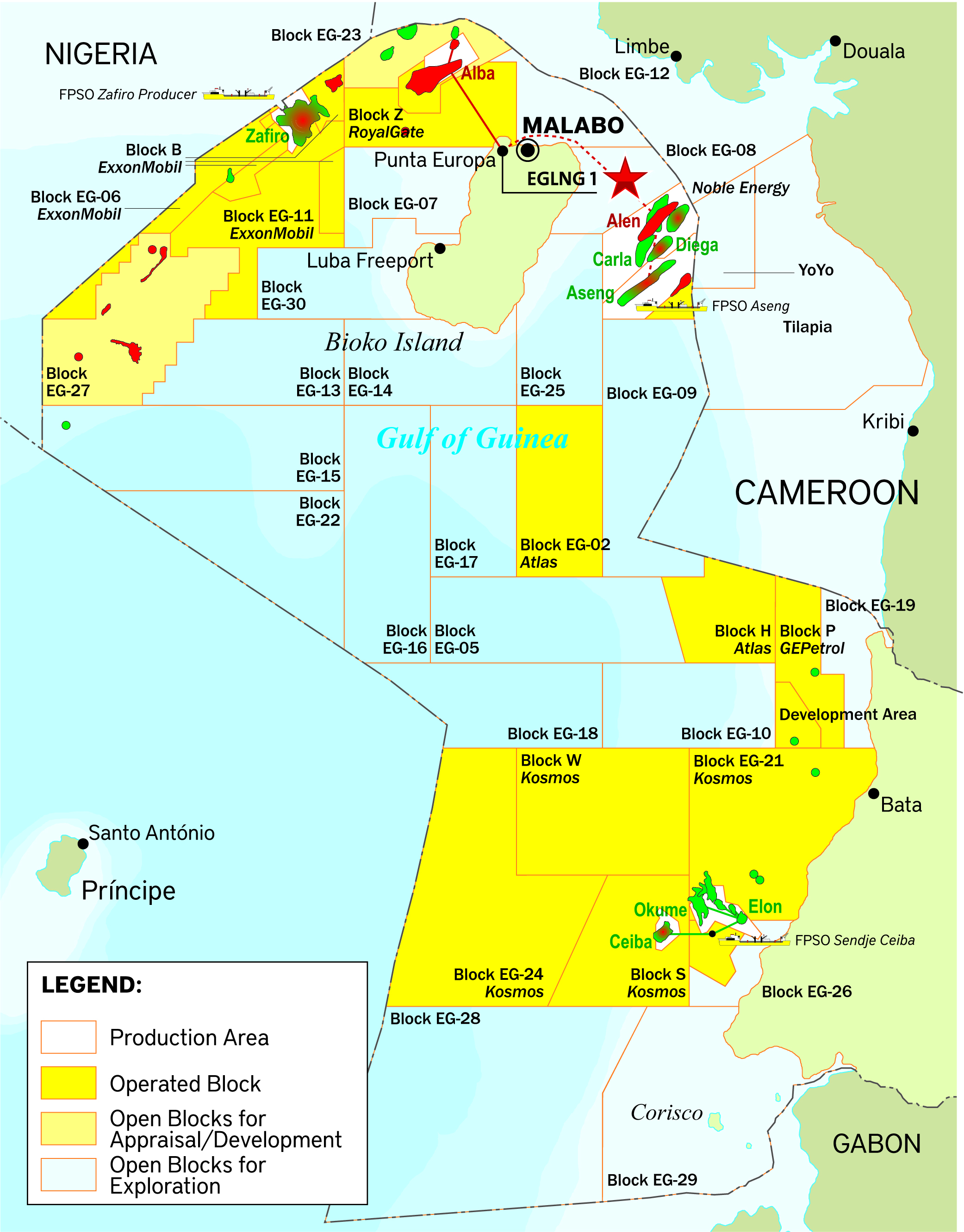 Equatorial Guinea prepares for new era for oil