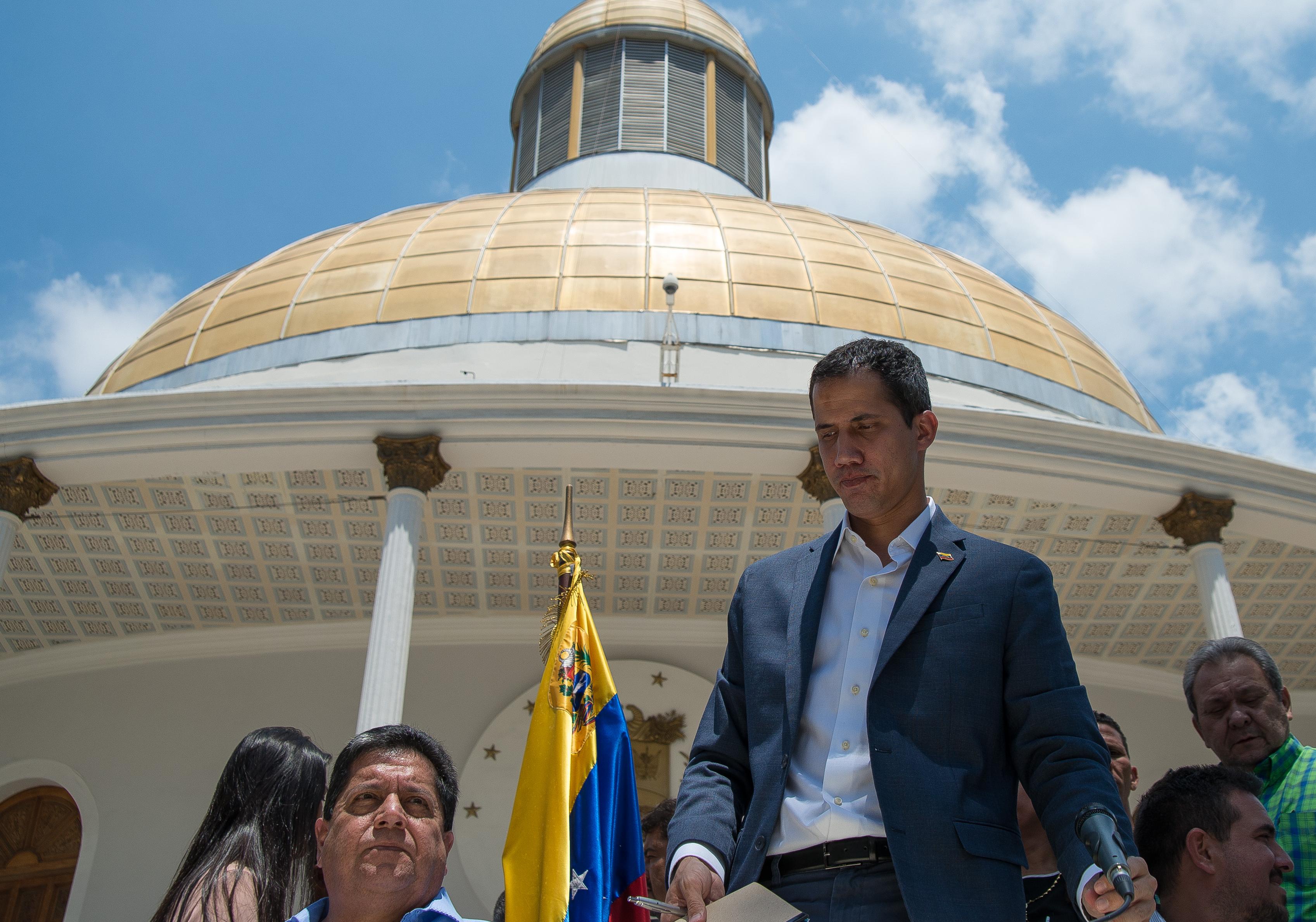 Maduro further muddies Venezuelan waters